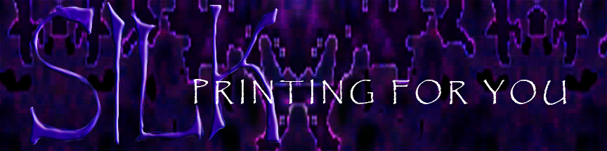 silk printing for you
